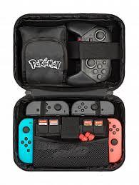 Купить <b>Чехол Pro</b> Elite Edition PokeBall для <b>Nintendo Switch</b> ...