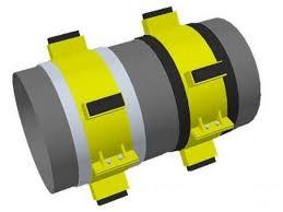 Опорно-<b>направляющие</b> кольца для трубопровода - Инжполимер ...