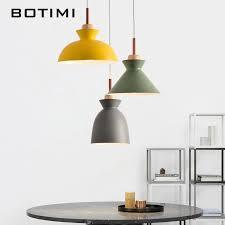 <b>Botimi LED Pendant Lights</b> For Dining Modern Restaurant Pendant ...