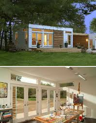 prefab origin design studio backyard office pod cuts