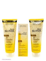 """<b>Подарочный набор</b> трио """"Блонд"""" <b>John Frieda</b> 2060577 в ..."""
