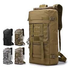 <b>50L</b> Multi-functional <b>Large Capacity</b> Waterproof Travel Travel ...