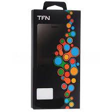 Чехол Tfn Samsung A720 Glaze Black, Телефоны Пермь
