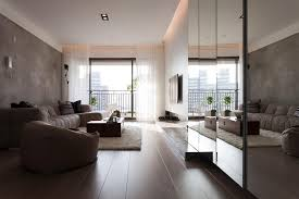 Contemporary Apartment Design Contemporary Apartment In Taiwan By Fertility Design