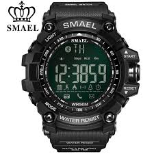 <b>SMAEL</b> Men <b>Digital Sport Watches</b> Fashion Chronograph <b>Watch</b> ...