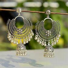 <b>Indian Earrings Fashion Earrings</b> for sale | eBay