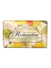 Мыло <b>романтика королевская</b> лилия и нарцисс 250г <b>Nesti Dante</b> ...