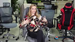 Обзор <b>кресла</b> для руководителя <b>Drift</b> M - YouTube