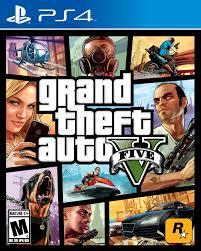 <b>Grand Theft</b> Auto V   <b>PlayStation 4</b>   GameStop