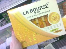 Image result for la bourse collagen hair serum