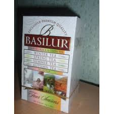 Отзывы о <b>Чай ассорти Basilur</b> Assorted Black&Green Tea