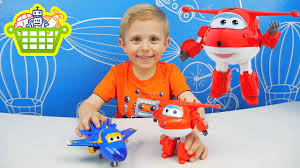 Супер Крылья и <b>Трансформер</b> Джет - <b>Super Wings Transformer</b> ...