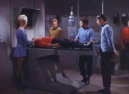 Star Trek Sick Bay