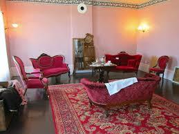 mansion interior upstairs living room