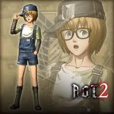 A.O.T. 2: Дополнительный <b>костюм</b> для персонажа Armin: <b>малыш</b> ...