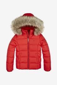 Older <b>Girls</b> Younger <b>Girls coats</b> and <b>jackets Red</b>   Next Ireland