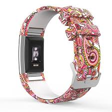 MoKo Fitbit Charge 2 <b>Christmas Band</b>, Sof- Buy Online in French ...