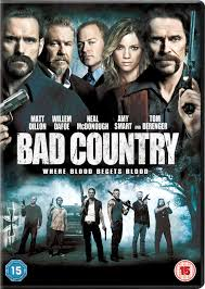 Bad Country - Whiskey Bay poster