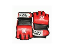 Купить <b>перчатки боксерские Green</b> Hill Combat Sambo MMR-0027 ...