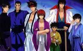Resultado de imagen de rurouni kenshin anime
