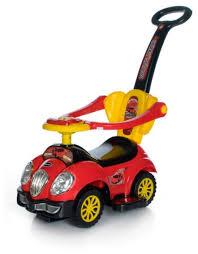 <b>Каталка</b>-толокар <b>Baby Care Cute</b> Car (558W) — купить по ...