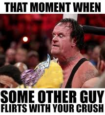 Funny WWE Memes That We Could Relate With Our Lives | KalBhi.com via Relatably.com