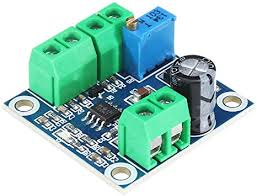 ILS - Voltage Frequency Converter 0-10V to 0-10KHz ... - Amazon.com