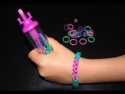 Карманный <b>набор для плетения</b> браслетов из резинок. Rainbow ...