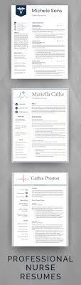professional nurse resume templates for medical professionals professional nurse resume templates for medical professionals elegant and easy to edit nurse cv templates