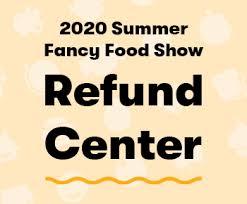 <b>Summer</b> Fancy Food Show