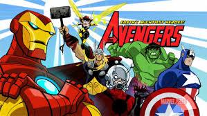 Dicari cd avengers earth's mightiest heroes