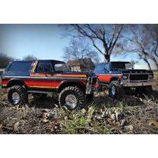 Радиоуправляемая машина <b>TRAXXAS</b> TRX-4 Ford Bronco XLT ...