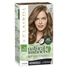 Natural Instincts Non-<b>Permanent Color</b>, Dark Blonde <b>9N</b> 1 application