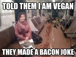 Some of the funniest vegan memes on the Internet via Relatably.com
