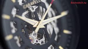 Обзор механических <b>часов</b> с автоподзаводом <b>Caravelle New York</b> ...
