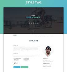 resume template website templates best cool eps zp resume website resume template resume templates 23 best resume templates