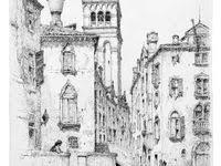 Architecture: лучшие изображения (21)   Building sketch ...