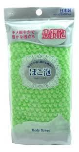 Купить <b>массажная мочалка для тела</b> средней жесткости poko ...