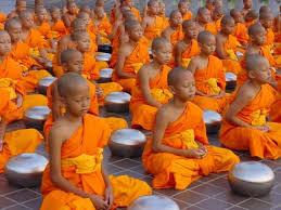 Znalezione obrazy dla zapytania buddyści