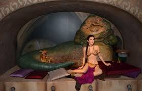 Did <b>Slave Leia</b> Have <b>Sex</b> With Jabba the Hutt? | SPIN