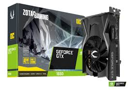 <b>ZOTAC</b> GAMING <b>GeForce GTX</b> 1650 OC | <b>ZOTAC</b>