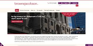 how to differentiate business and personal services on law firm jacobson service offering if aimed more at private and public clients rather than at individuals we think that creatively the website does a great job
