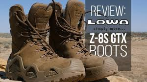 <b>Lowa</b> Z-8S GTX Boot Review: Versatile Leather <b>Boots</b> for Hiking ...