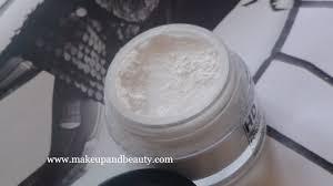 make up for ever hd powder jar