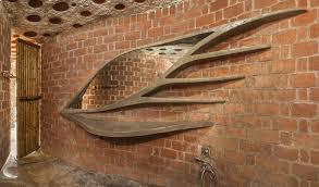 The Brick Dining Room Sets Brick House In Wada Maharashtra India 15 Frsante