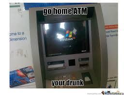Atm by blobby14 - Meme Center via Relatably.com