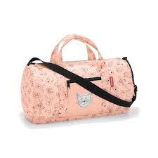 <b>Сумка детская</b> складная <b>Reisenthel</b> Dufflebag cats and dogs из ...