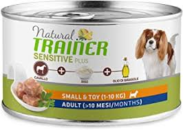 <b>Trainer Natural Sensitive Plus</b> Small & Toy Wet Food for Dogs with ...