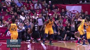 "James Harden to Rudy Gobert: ""You can"