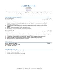 expert preferred resume templates resume genius chicago blue